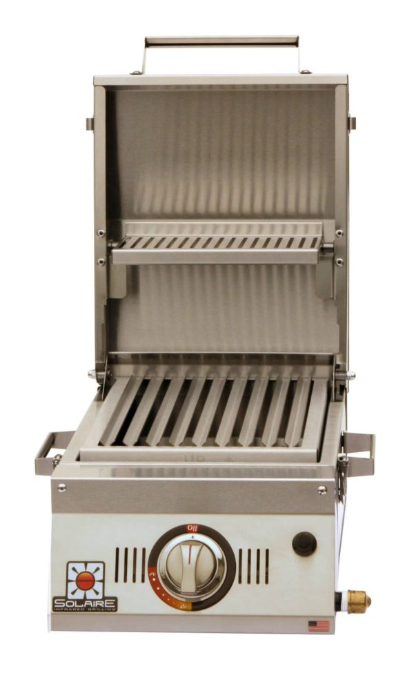 All About Single Burner Portable Infrared Grill