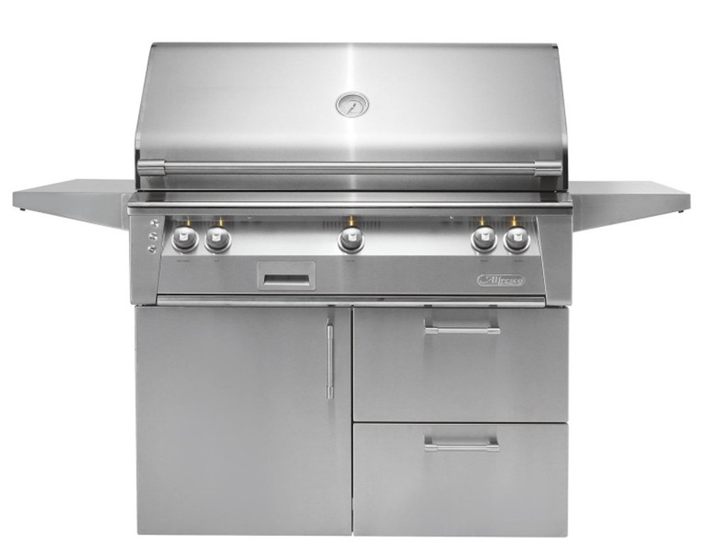 alfresco gas grill