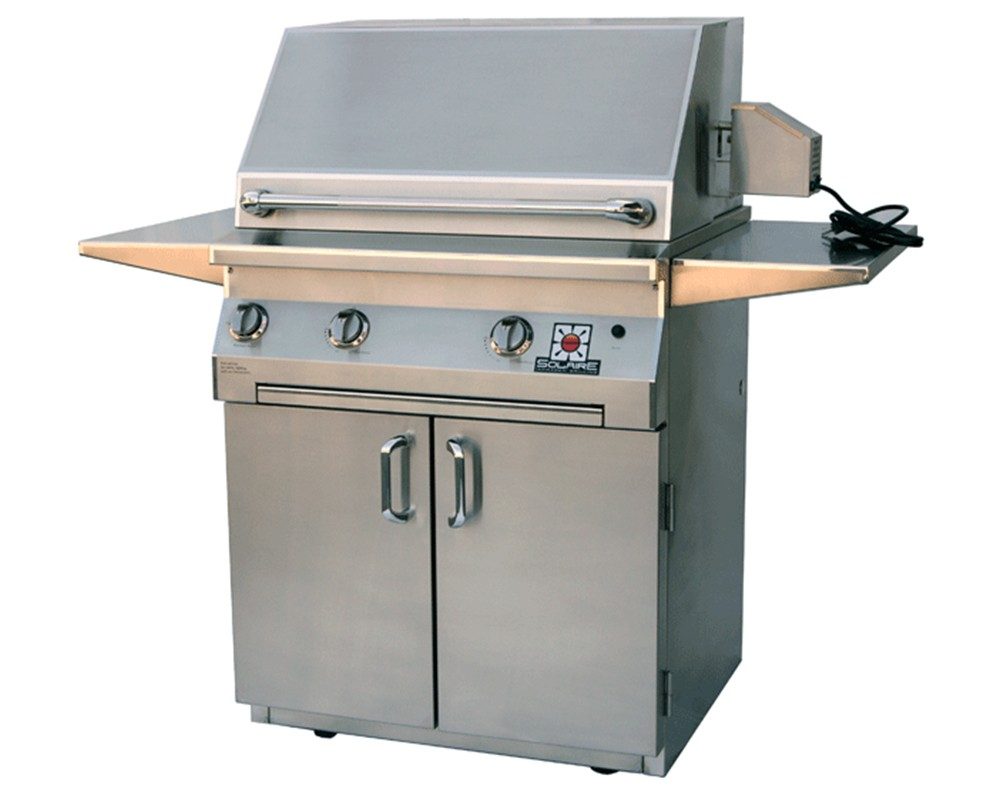 Solaire gas grill