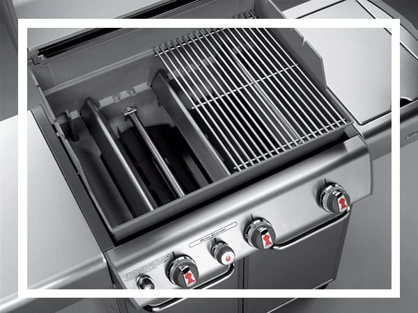 image of weber grill