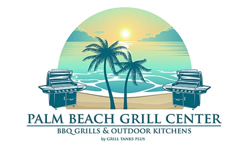Palm Beach Grill Center Logo