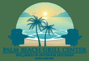 PALM BEACH GRILL CENTER LOGO