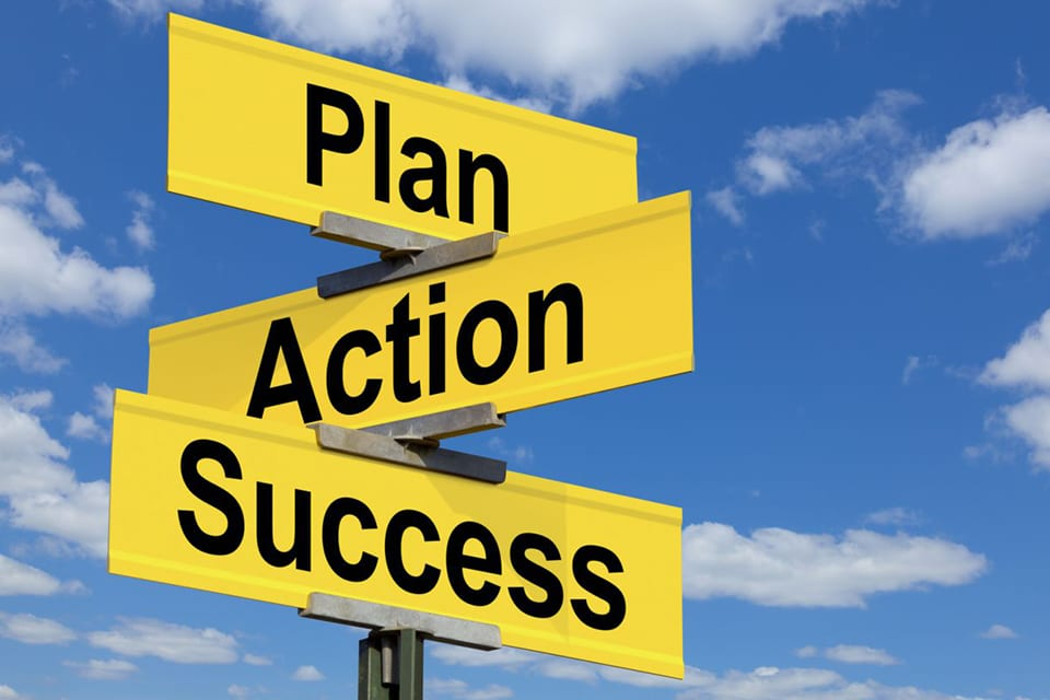 Plan Action Success