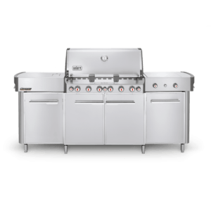 Summit® Grill Center Natural Gas Stainless