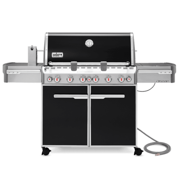 Weber Summit®-E-670 Gas Grill Natural Gas