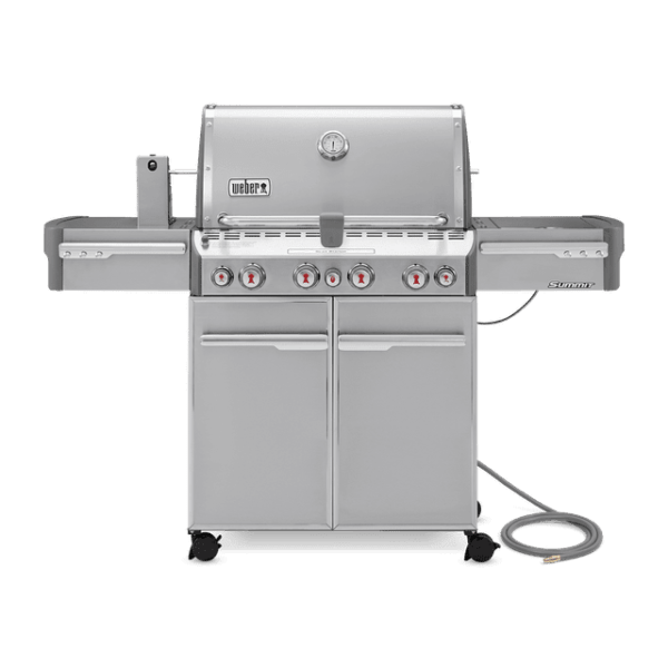 Weber Summit®-S-470 Gas Grill Natural Gas