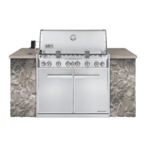 Weber Summit® S-660 Built In Gas Grill