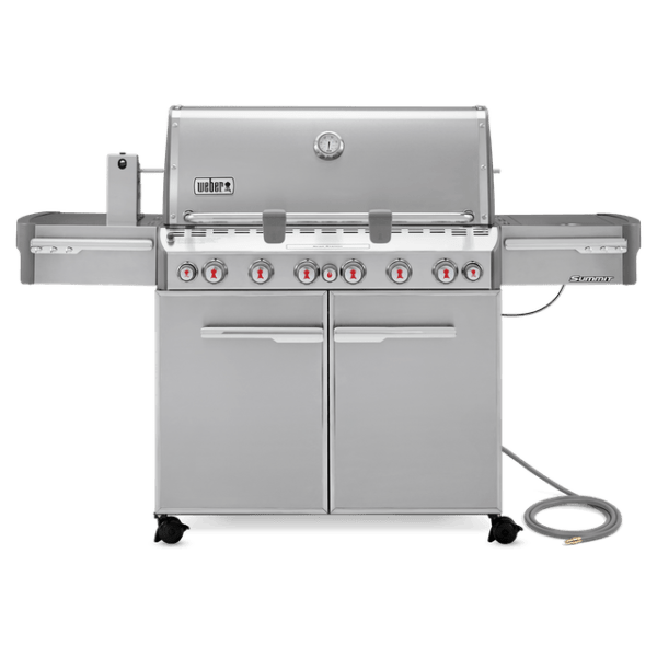 Weber Summit®-S-670 Gas Grill Natural Gas