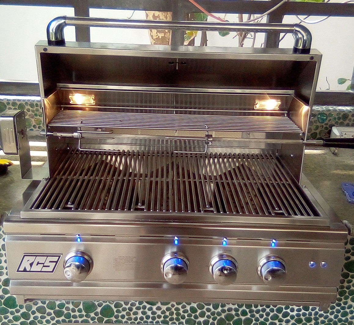 RCS Grill After