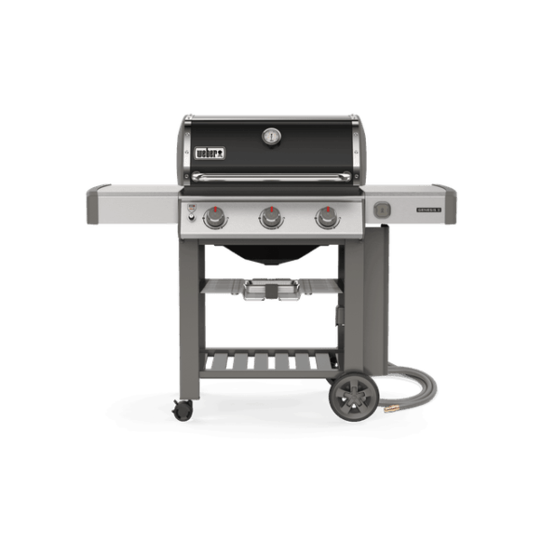 Genesis® II E 310 Gas Grill Black Natural Gas
