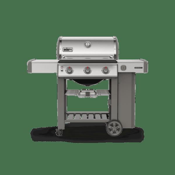 Weber Genesis®-II-S 310 Gas Grill Stainless Steel