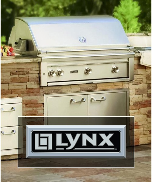 3 Lynx BBQ Grills for Sale