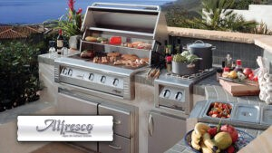Alfresco grills Delray Beach Florida