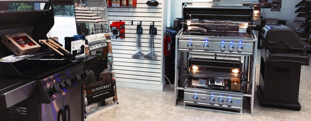 Outdoor Kitchens and Gas Fire Products