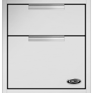 "DCS 20"" Tower Drawer Double"