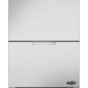 "DCS 24"" Double Refrigerator Drawers"