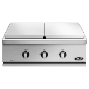 DCS 30 Series 7 Double Side Burner Griddle