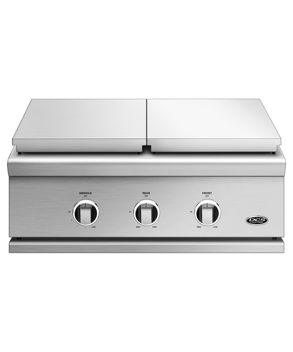 DCS 30 Series 9 Double Side Burner Griddle for Sale