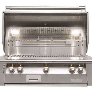 Alfresco 36 Built In Grill 3 Burner Rotis for Sale